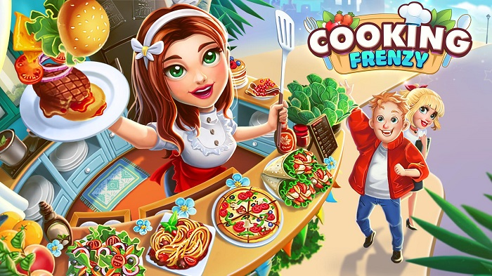 Cooking Frenzy